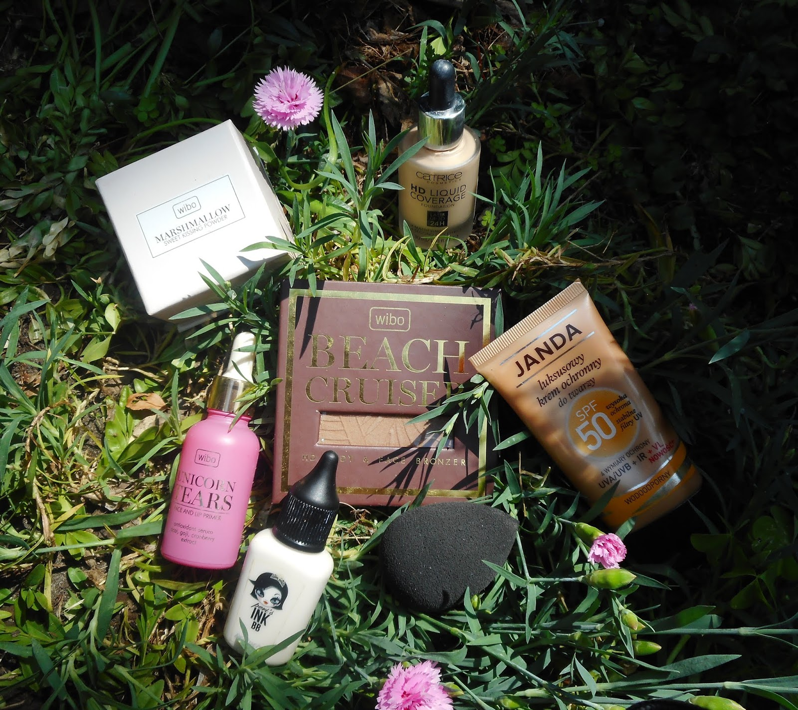 Kosmetyczni ULUBIEŃCY MAJA