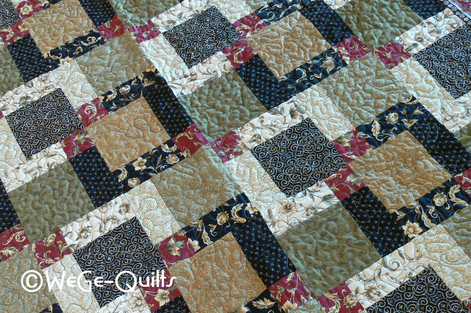 Fußboden Modern Quilt ~ Wege quilts disappearing nine patch