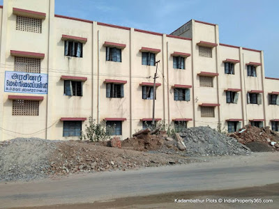 Kadambathur Plots - Kadambathur Government Higher Secondary School