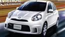 Nissan March Sport Version