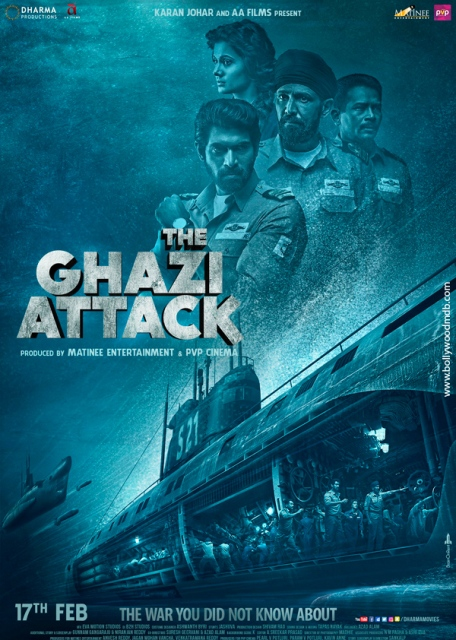 Download Film The Ghazi Attack (2017) HD Subtitle Indonesia full movie