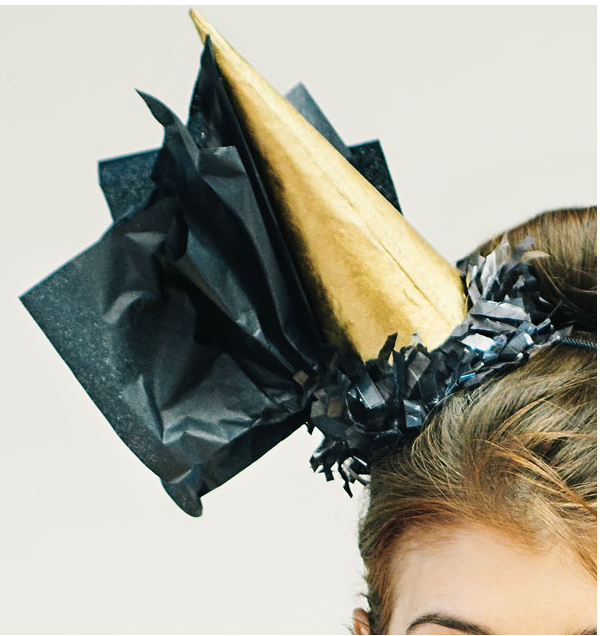 coronas, gorros, fiestas, reyes, fin de año, manualidades, diys