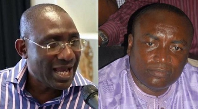 NPP suspends K. Agyepong, Sammy Crabbe indefinitely
