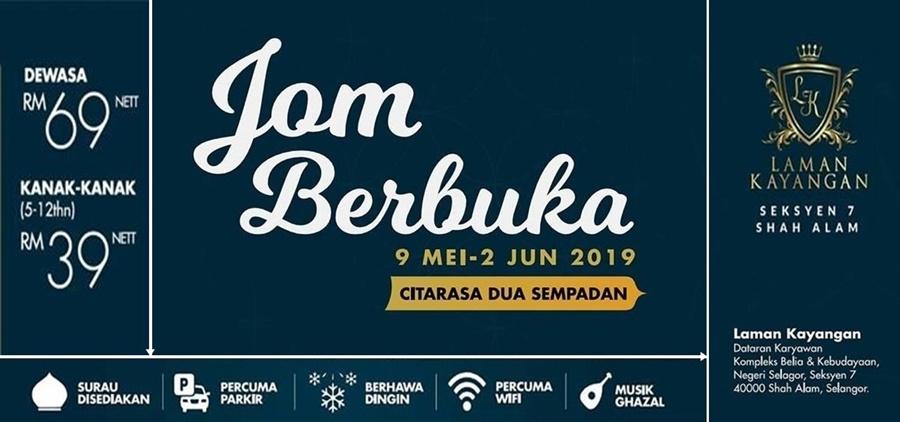 Buffet Ramadhan Murah Selangor 2019