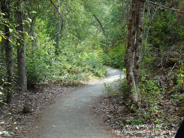 Brandywine falls, Bunge Bridge Trail. Viajando ODV y RCL  http://viajandoodvyrcl.blogspot.mx