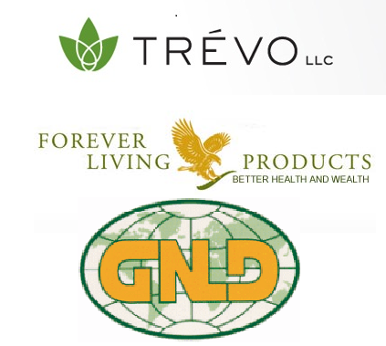 gnld trevo forever living product logo business picture