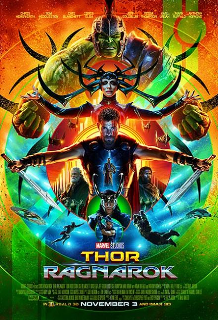 Thor: Ragnarok (2017) 720p y 1080p WEBRip mkv Dual Audio AC3 5.1 ch