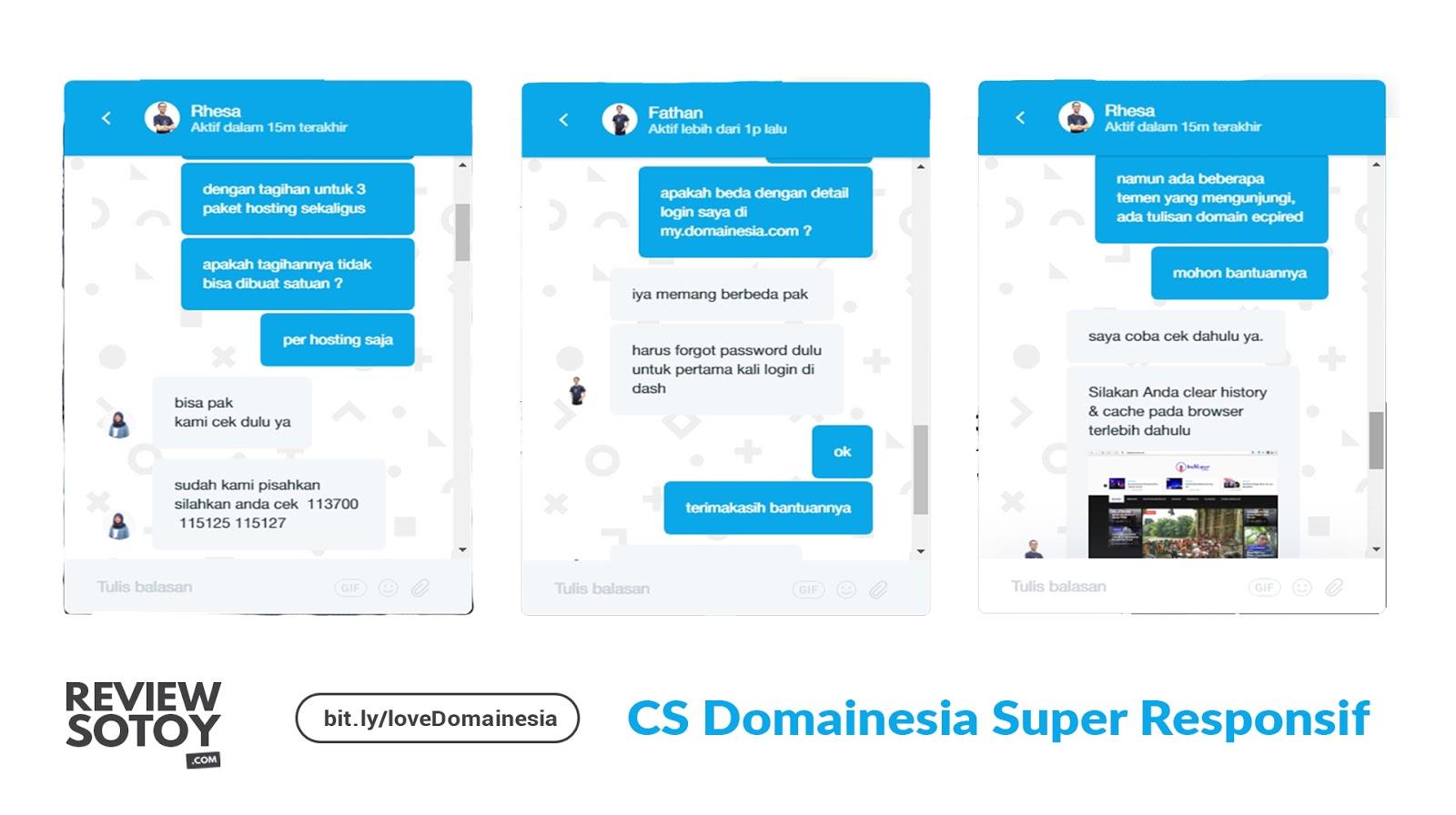 Merintis Karir Sebagai Web Developer Bersama Domainesia Review Sotoy