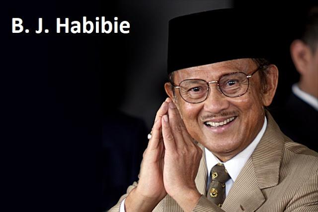 Filosofi Habibie dan Bob Sadino Untuk Anda yang Ingin Sukses