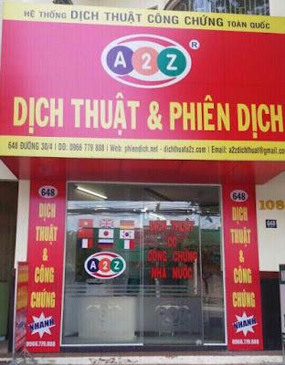 Dịch thuật huyện Vạn Ninh - Khánh Hòa chóng vánh chính xác giỏi