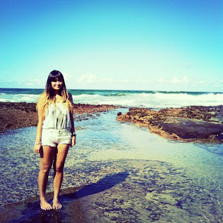 Instagram Shelly Beach Rock Pools