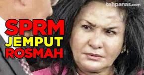 Thumbnail image for SPRM Minta Rosmah Mansor Hadir Ke Ibu Pejabat