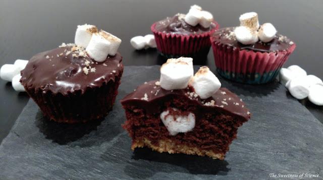 cupcakes-smores