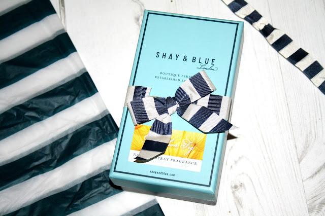 Shay & Blue London Dandelion Fig
