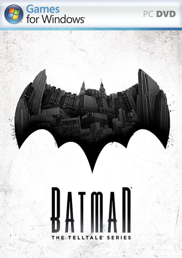 Batman The Telltale Series Episode 1 Download Cover Free Game