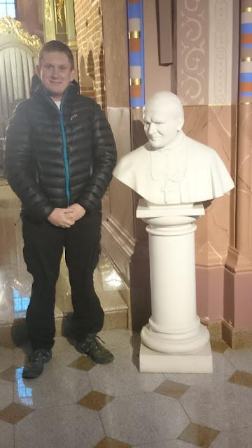 Pomniki Jana Pawła II - Pieczyska