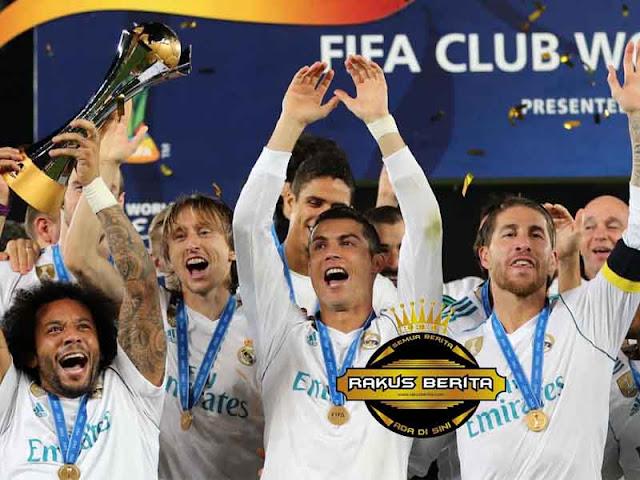 Real Madrid Penguasa Final Di Mancanegara