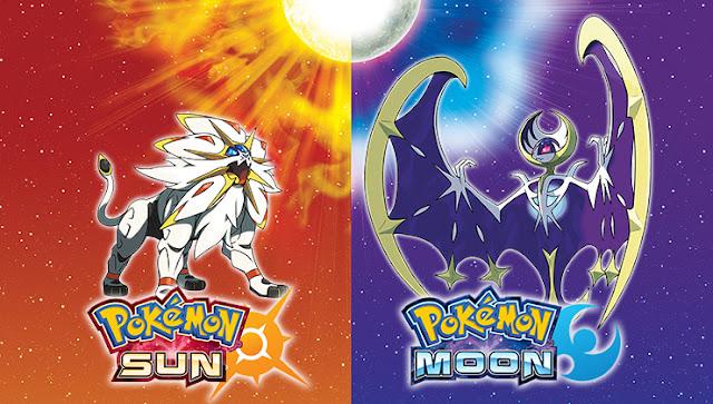 Premiera Pokémon Sun i Pokémon Moon + Konkurs