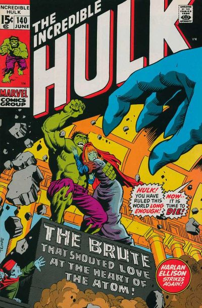 Incredible Hulk #140, Jarella and Psyklop
