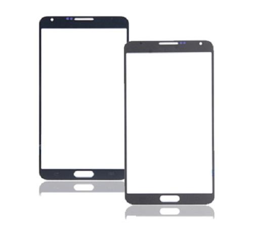 Màn hình Galaxy Note 3 tại trung tâm