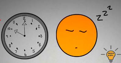 Bí kíp dậy sớm không cần đồng hồ báo thức