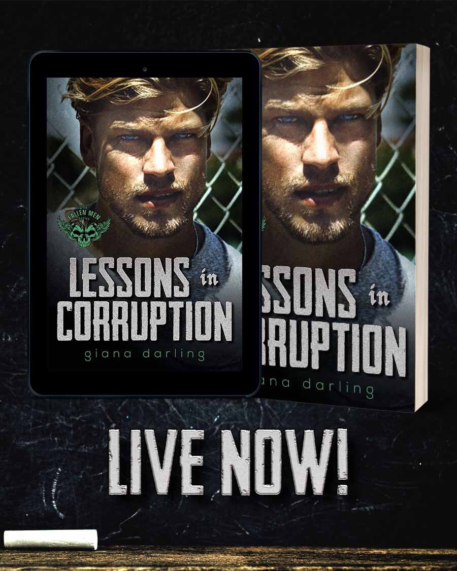 Lessons in Corruption Release Day Blitz
