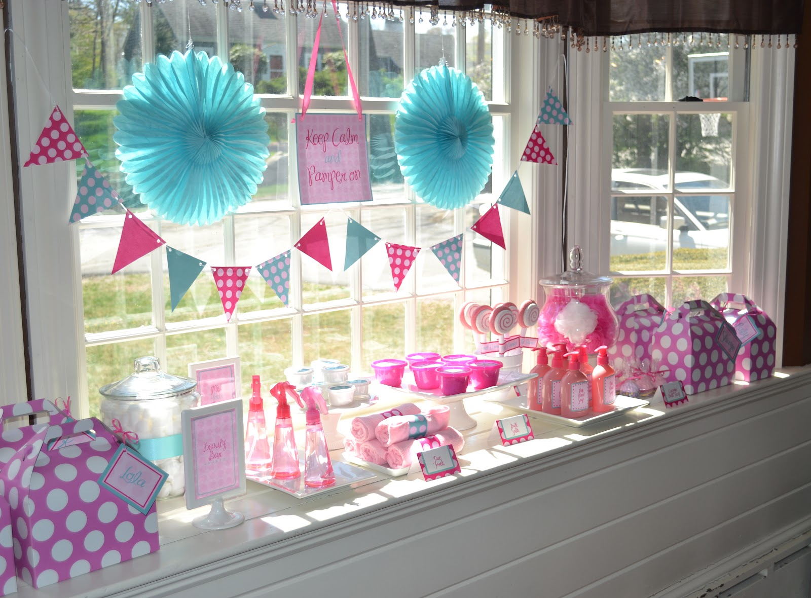 Little Girls, Girl Birthday, Girls Birthday Parties, Spa ...