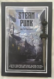 Portada del libro Steampunk, de varios autores