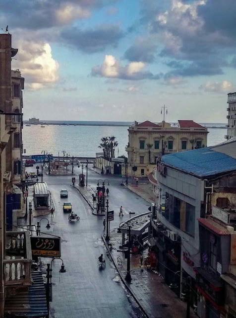 محطة الرمل بالاسكندرية