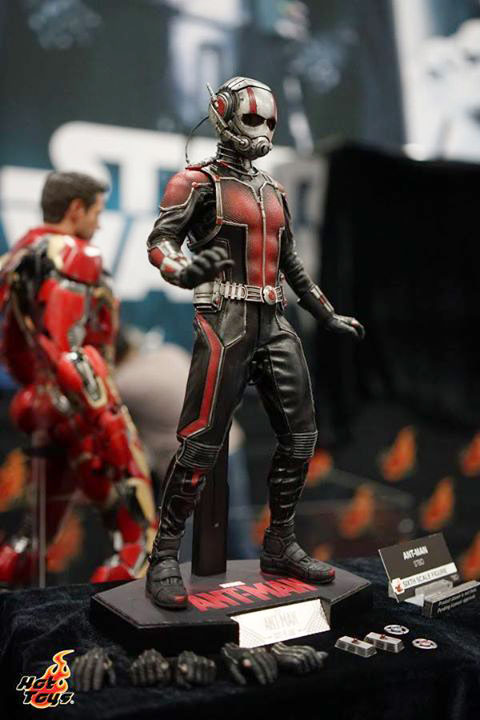 seen sdcc2015 antman by hot toys in 16 artist mix