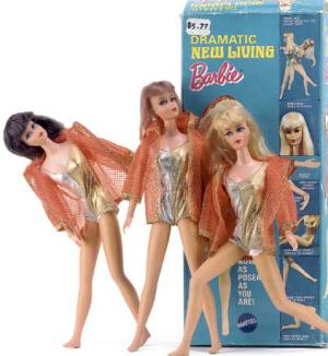 Mi Mundo de Muecas Living Barbie
