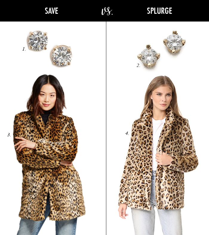 leopard jacket for less