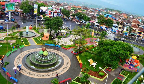 Tahun Baruan di Kota Malang