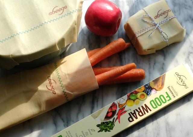 Abeego Food Wraps - Sustainable food storage