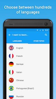 تحميل تطبيق Memrise لتعلم اللغات بطريقة سهلة وشيقة