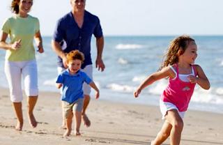 Trik Memilih Tempat Untuk Berwisata Bersama Keluarga