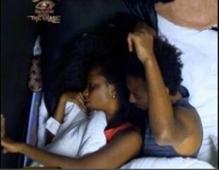 Big Brother Africa The Chase:  Housemate Selly Gives Nando STD 1