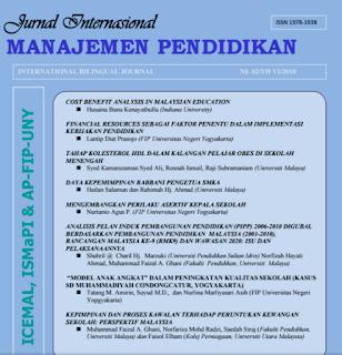 Contoh Jurnal Internasional PDF Pendidikan Manajemen