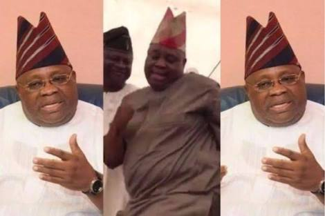 Dancing Senator, Adeleke's Alleged Certificate Saga: DSS Reacts
