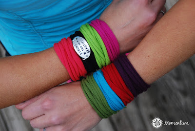 Motivate Wraps from Momentum Jewelry