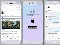 BBM Mod Iphone Terbaru Terlengkap 2017
