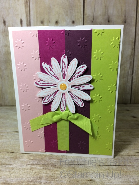 2017-19 Stampin'Up! in-color, Delightful Daisy