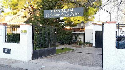 """Casa Rural """"El Jardín de los Niños"""""""