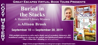 Upcoming Blog Tour 8/12/19
