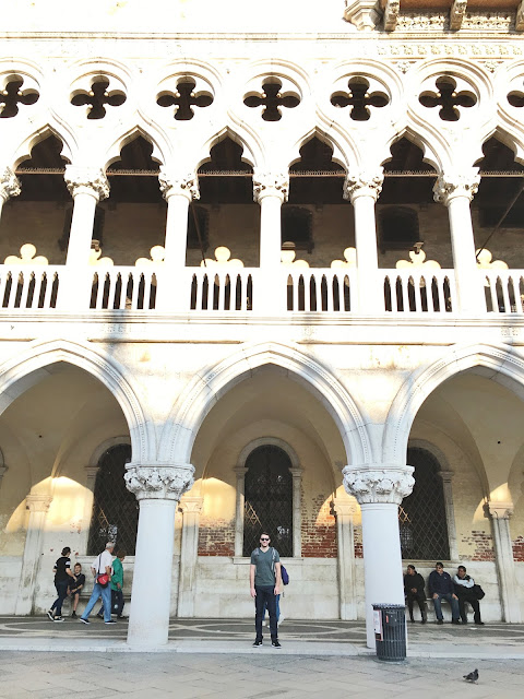 Palazzo Ducale, Venice Italy