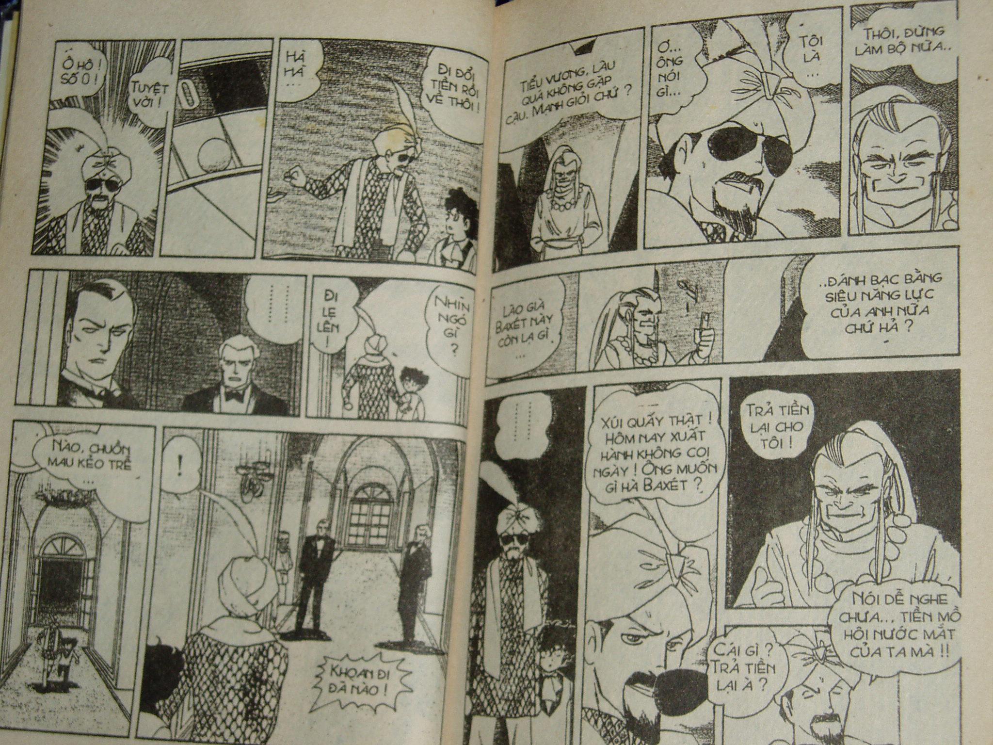 Siêu nhân Locke vol 14 trang 26