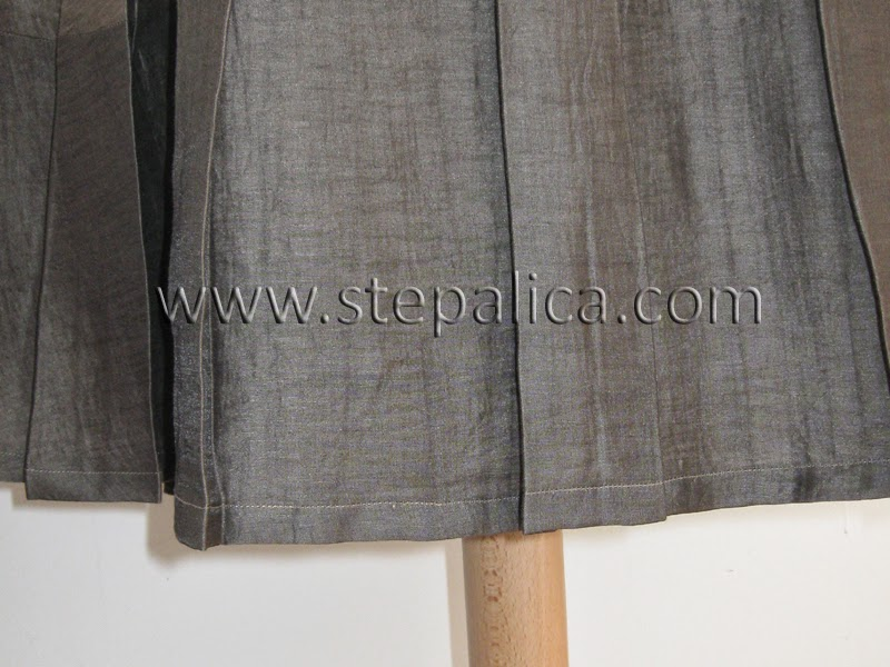 Zlata skirt sewalong: #14 Hem the skirt, method 1