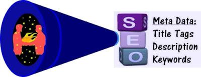 Agregar meta-tags en Blogger -tu trabajo SEO- es muy fácil. Aquí dejo algunos para su uso y la descripción