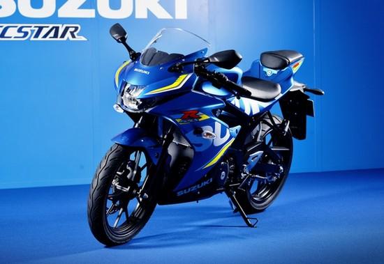 Harga Suzuki GSX R125