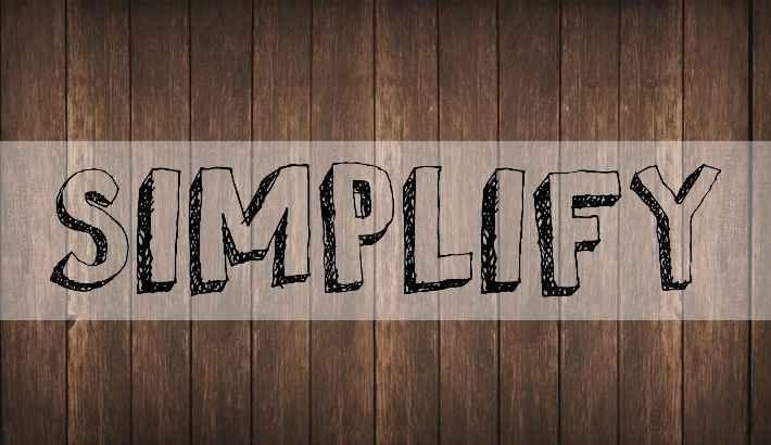 ayat dan hadis tentang hidup sederhana menyantuni kaum lemah